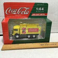 AHL COE Mack CJ Coca-Cola Straight  Stake Truck 1/64