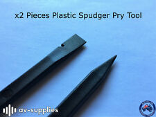 x2 Pcs Plastic Spudger Pry Tool for Opening & Repair - Phone, iPhone, Laptop etc