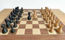 Schöne Schachfiguren / Schachspiel aus Holz / Außergewöhnliche Figurenform