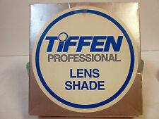 """Tiffen 4.5"""" Rubber Lens Hood - Wide Angle - Screw-In Shade 412WARLS"""