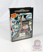 T2-the Arcade Game (Sega Mega Drive/SMD) * IMPECABLE *