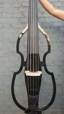 5 string 3/4 Electric Upright Double bass Powerful Sound durable endpin #1441