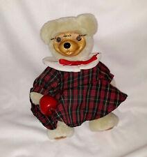 """8"""" Raikes Bear """"Tiffany Teacher"""" by Robert Raikes - Limited Edition 4049/5000"""