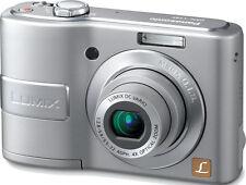 Panasonic LUMIX DMC-LS85 8.1 MP Digital Camera - Silver