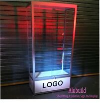 Glass Showcase Cabinet , CUT TO YOUR SIZE, SHOP FITTING!