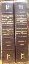 Encyclopedia Freemasonry by Albert G. Mackey and Charles T. Mc Clenachan