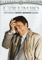 COLUMBO (THE COMPLETE SIXTH (6) AND SEVENTH (7) SEASONS) (DVD)