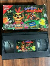Banjo Tooie VHS Tape Collectable with Cover