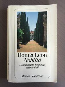 Buch: Nobiltà (1999) - Donna Leon - Taschenbuch