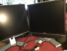 Dell 1907 FP Computer Monitors 19""