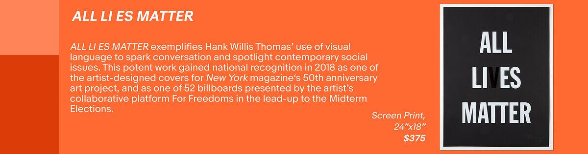 Hank Willis Thomas