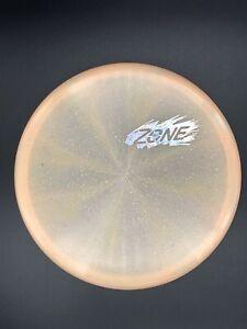 New Discraft Zone - Swirl Glitter Z Flx - Orange Sunburst - Money Foil - 174g