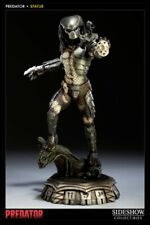 SIDESHOW PREDATOR STATUE PREMIUM FIGURE JUNGLE HUNTER AVP ALIEN ALIENS / Regular