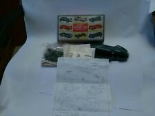 Merit Aston Martin DB 3S Vintage Racing Car Kit Complete And Unmade From 1956...