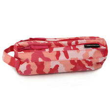 Fashion Stationery Smooth Canvas Back to School Camouflage 2 Zip Carry Handle X
