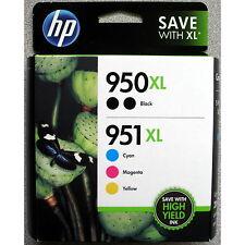 5-PACK HP GENUINE 950XL Black & 951XL Color Ink (RETAIL BOX) OFFICEJET PRO 8600