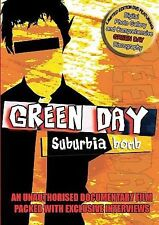 """Green Day: Suburbia bomb: HISTORY of Green Day DVD: """"BRAND NEW, FACT.SEALED"""""""