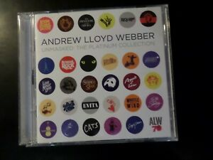 CD DOUBLE ALBUM - ANDREW LLOYD WEBBER - UNMASKED THE ULTIMATE COLLECTION