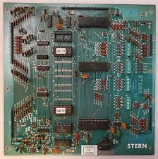 STERN Pinball MPU-100 MPU Board with EPROMS ~ Refurbished and 100% Tested