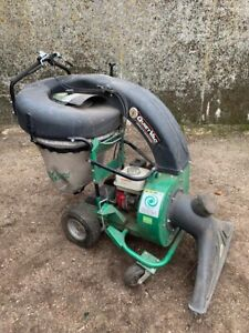 BILLY GOAT QV550HSP Quiet Vac Self Propelled Leaf & litter collector Vacuum