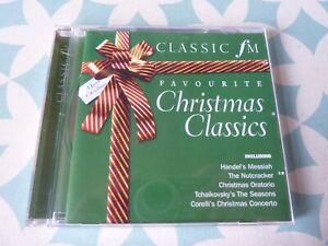 Classic FM Favourite Christmas Classics CD -compilation 2005 - various artists