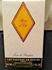 PARIS LES PARFUMS DE ROSINE ROSE D'ETE 1.7 OZ 50 ML NEW IN SEALED BOX VHTF FAB!