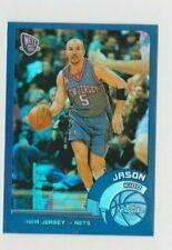 2002-03 TOPPS CHROME REFRACTOR #18 JASON KIDD (MINT)