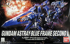 BANDAI 1/144 HG HIGH GRADE SEED DESTINY# 57 GUNDAM ASTRAY BLUE FRAME SECOND L