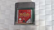 GBC - Dracula - Crazy Vampire für Nintendo GameBoy Color