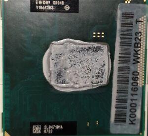 CPU Intel Core i5 2410M  2,30 Ghz SR04B