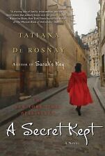 A Secret Kept: A Novel ( de Rosnay, Tatiana ) Used - VeryGood