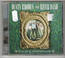 (GL644) Dusty Rhodes & The River Band, Palace & Stage - 2009 CD