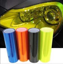 YELLOW vehicle Car Smoke Fog Light Headlight Taillight Tint Vinyl Film Sticker