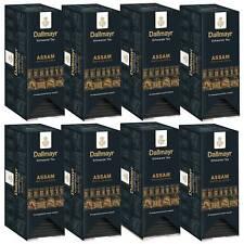Schwarzer Tee Assam Kuvertiert 8er je Pack 25 x 1,5g Dallmayr