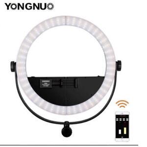 NEW YONGNUO YN508S two in one LED video ring light color Temperature 5500K YN508