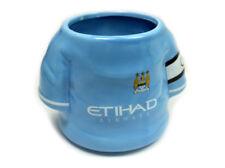 Manchester City Official Football Shirt Mug - Gift Boxed - Man City Mug