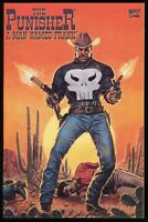 Punisher A Man Named Frank Marvel Graphic Novel Trade Paperback TPB Frank Castle