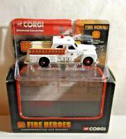 CORGI US50506 1//50 US Fire-Seagrave 70th Anniversary Open Pumper New Haven ct
