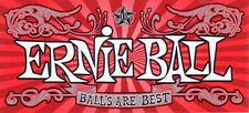 Ernie Ball Ball's are Best Sticker