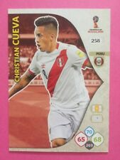 ADRENALYN XL CARD WC RUSSIA 2018 - N.258 CUEVA PERU'