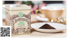 Mlesna Ceylon tea - Loolecondera BOP fannings strong brew tea in canisters
