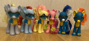 My Little Pony Wonderbolts Collection 6 Pack Bundle Hasbro