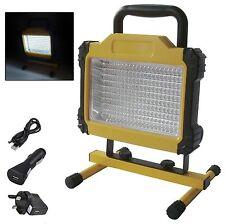 180 led rechargeable sans fil portable mobile chantier flood lumière lampe camping