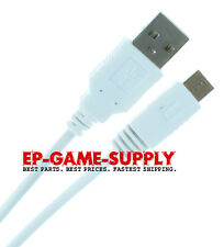 USB Charging Cable For Nintendo Wii U Gamepad Controller Extra Long 10 Feet USA!