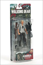 The Walking Dead TV Series 4 ANDREA Action Figure McFarlane Toys AMC