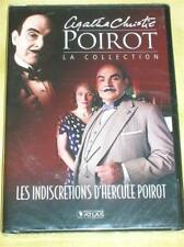 DVD / POIROT N° 11 / INDISCRETIONS DE POIROT / NEUF+++