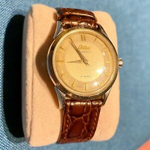 Rare 1950s Vintage Certina Automatic Non Date 28001-1 Full Working Order