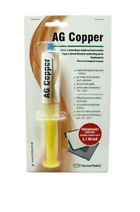 COPPER BASED Thermal Paste CPU GPU Conductive Grease 40g Syringe 3.1 W/mK C061