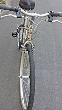 "GT Arette Bike CRMO 4130 Size 17"" With 7 Speeds  Bike Tires 700 X 40C"