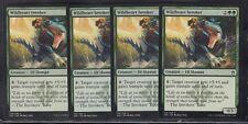 Magic 4x Wildheart Invoker Evocatrice di Cuore Selvaggio 194/249 A25 C